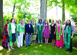 New Clergy Cnference Participants