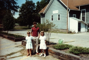 My first church family was Fellowship of Hope in Elkhart, IN.
