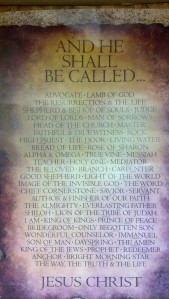 And he shall be called