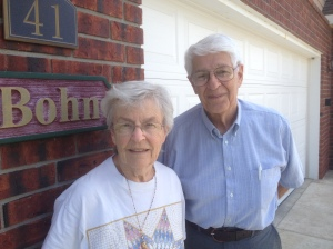 Stan and Anita Bohn of North Newton, KS