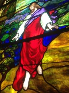 dancing Jesus