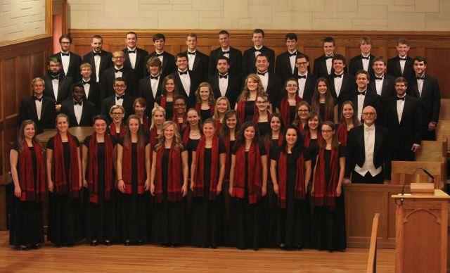 Concert Choir 15-16